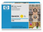 Картридж HP Q6462A Желтый (Yellow) для HP Color Laser Jet 4730 MFP. Ресурс 12 000 стр. (Арт. Q6462A)