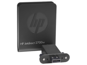 Беспроводной принт-сервер HP Jetdirect 2700w. Ethernet (802.11b /g/n), Hi-Speed USB 2.0,ПО HP Web Jetadmin, встроенный веб-сервер (Арт. J8026A)