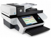 Сетевой сканер A4 HP Scanjet Enterprise 8500 fn1 Document Capture Workstation (Арт. L2717A)