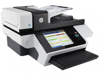 Сетевой сканер A4 HP Digital Sender Flow 8500 fn1 Document Capture Workstation (Арт. L2719A)